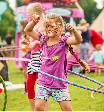 Festival 'RAUW: Puur genieten'